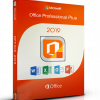 Office Professional 2019 32bit & 64bit