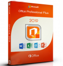 Office Professional Plus 2019 32bit & 64bit